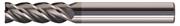 Fresa in metallo duro ad alte prestazioni TA1495