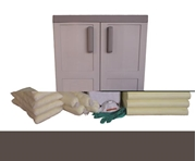 Kit antisversamento prodotti CHIMICI in armadio
