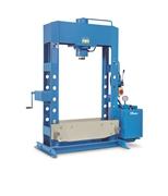 Pressa elettroidraulica Capacità 40-150 ton