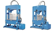 Pressa elettroidraulica Capacità 200-300 ton
