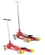Sollevatori idraulici a carrello linea SPECIAL-RED