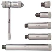 Micrometro per interni con prolunghe componibili